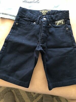 Boys Levi's Shorts Size 4 Immaculate Condition