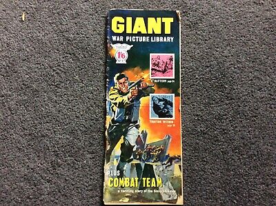 Giant War Picture Library no 7