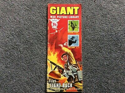 Giant War Picture Library no 17