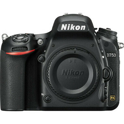 Nikon D750 Appareil Photo Reflex Nu
