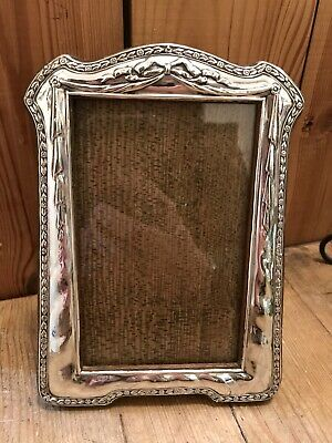 Stunning Antique Solid Silver Frame, Hallmarked Birmingham 1922, Regency Design