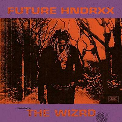 The Future Cd - Future Hndrxx Presents: The Wizrd [Explicit](2019) New Unopened
