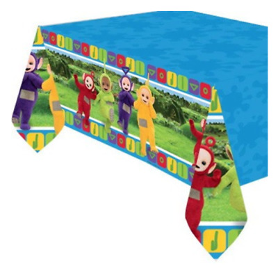 Official The Muppets Party Table Cover Cloth 120cm x 180cm Reusable