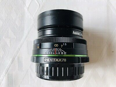 Pentax-DA 70mm 1:2,4 Limited Edition