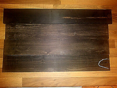 African Ebony Boards