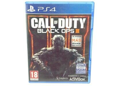 Juego Ps4 Call Of Duty Black Ops Iii Ps4 4455800