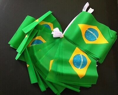 Collectibles AFGHANISTAN BUNTING 9 metres 30 flags Polyester