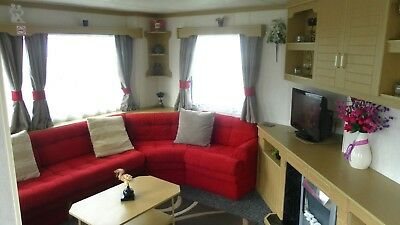 8 Berth Static Caravan For Hire Fantasy Island ingoldmells Skegness