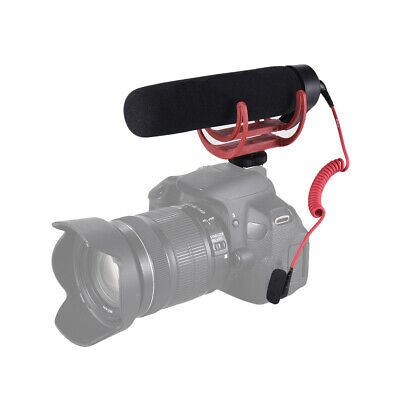 Rode VideoMic Go Microphone For DSLR Cameras With Rycote Lyre Shock Mount I2S2