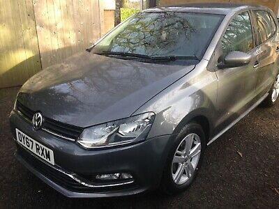 VW Polo 1.2 TSI BlueMotion Tech March Design 5 door 2017 / 67 Plate 8617 miles