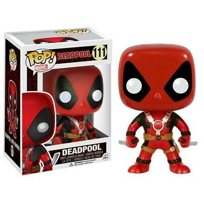 Funko Pop: Marvel Deadpool #111 New