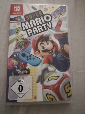 Nintendo Switch Spiel Super Mario Party.