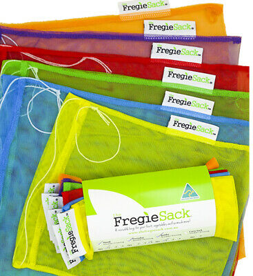 FregieSack Reusable Produce Bags