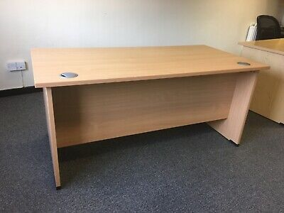 2 Used Office Desks - 1 Right Turn and 1 Left Turn - good condition