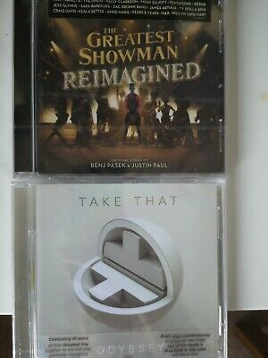 The Greatest Showman Re Imagined Soundtrack Cd