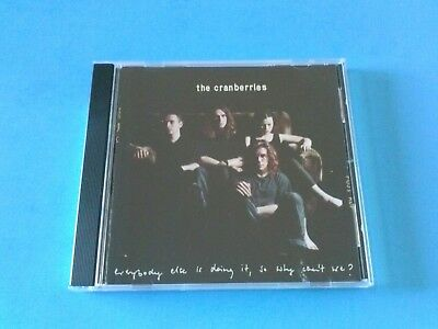 THE CRANBERRIES: Everybody Else is Doing It, So Why Can't We? ..... CD