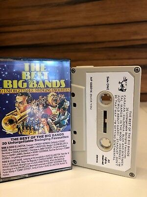 The Best of the Big Bands Cassette 20 Unforgettable Swinging Favorites MP666014C