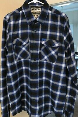 72a300c147 Dixxon Mens Flannel size Large Tall THE RIOT Excellent Condition Big and  Tall