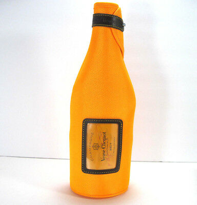 Veuve Clicquot Champagne Insulated Neoprene Ice Jacket Sleeve Cozy Bottle Cover
