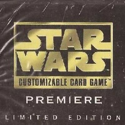 Rare Singles [choose card & condition] PREMIERE LIMITED BB star wars ccg swccg