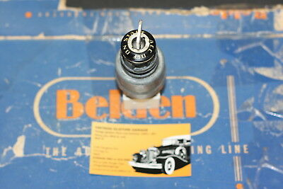 1952,1953,1954,1955,1956,1957,1958,1959,Ford,Lincoln,Mercury, Ignition Switch