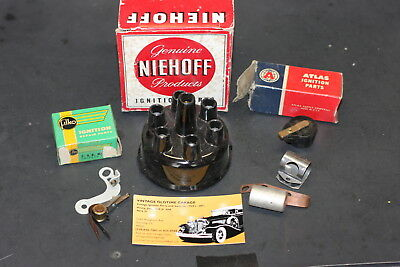 1951,1952,1953,1954,1955,Hudson Ignition Distributor Tune Up Kit Sw