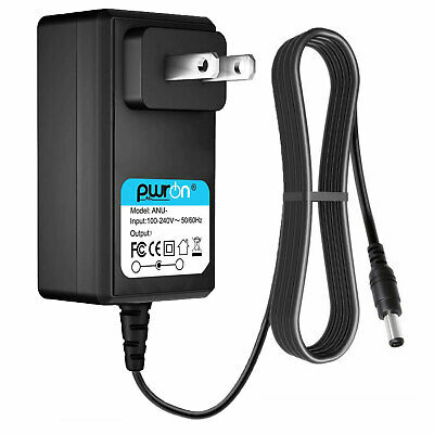 PwrON AC DC Adapter Charegr for Behringer CS400 Compressor Sustainer Pedal Power