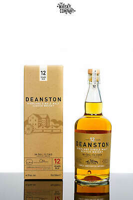 Deanston 12 Years Old Highland Single Malt Scotch Whisky (700ml)