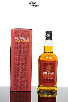 Springbank Aged 17 Years Sherry Wood Campbeltown Single Malt Scotch Whisky (7...