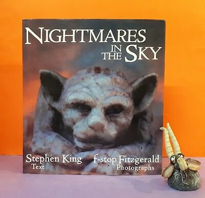 Stephen King: Nightmares in the Sky/architecture/gargoyles/photography/pictorial