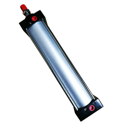 """New Air Cylinder Pneumatic Standard Cylinder SC 80 x 300 Bore:3"""" Stroke:12"""""""