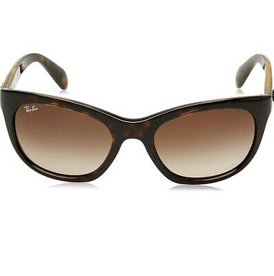 22d3712001 Genuine Ray Ban Highstreet Brown Gradient Sunglasses RB 4216 NWT 55% OFF!