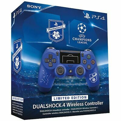 Controller Ps4 Sony Dualshock 4 V2 Uefa Champions League Limited Edition Italia