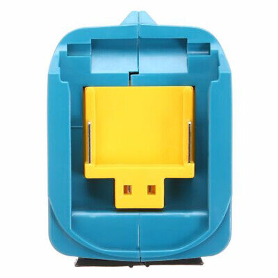 2 Usb Port Battery Charger Adapter Fits For Makita Bl1830 Bl1430 Bl1415Bl1815