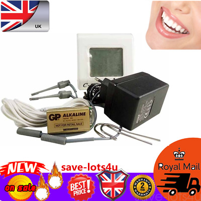 Dental Apex Locator Endodontic Treatment Apex Locator C-ROOT LCD Display UK SALE