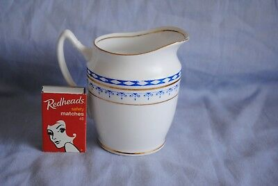 Royal Albert Milk Jug - Blue Band (Un-named)