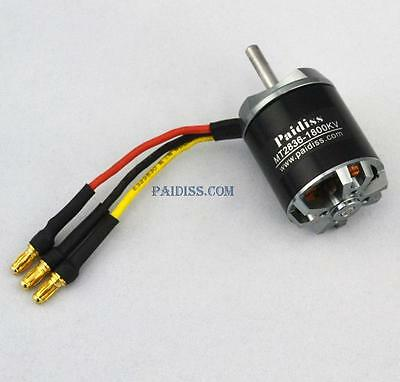 MT2836 Series 1800KV High-Powered Brushless Motor with MT28 Accessories package