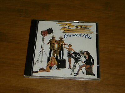 CD Greatest Hits von Zz Top / Warner Music