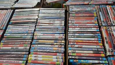Used DVDs - 1 Pallet (4000+ Units) New Titles