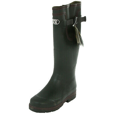 British Army Tactical Duty Wellington Boots Mens Olive Green Combat Wellies