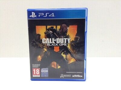 Juego Ps4 Call Of Duty: Black Ops 4 Ps4 4459470