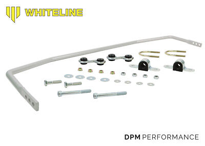 Whiteline Anti Roll Bar Rear ARB Renault Clio Mk2