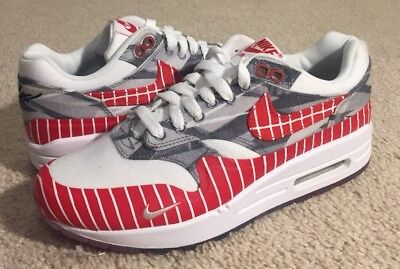 478d47b6c9 Nike Air Max 1 LHM Latino Heritage Month WASAFU NOMAD AH7740-100 NEW Men's  US