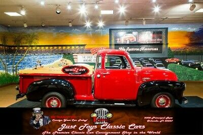 1950 Other -- GMC 100 Red/Black with 2,096 Miles, for sale!