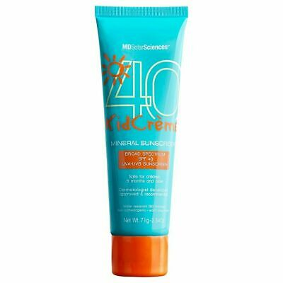 MDSolarSciences Kid Creme Mineral Sunscreen SPF 40 2.54 oz