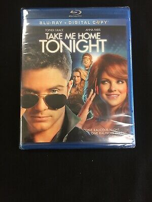 Blu-Ray Add To Cart To Combine Shipping-Take Me Home Tonight