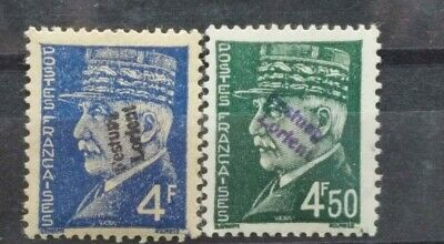 Stamps German France Festung Lorient  Signed Tust BPP Cat Value Mi. € 4,000 ‎+