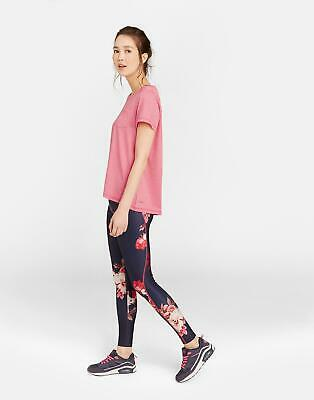 ee8849b4e86 JOULES ESME GRAPHIC Print Top 5 in Deep Pink Roller Horse - EUR 7,13 ...
