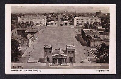 1936, postcard, card from III.german empire, 3rd reich, original, used
