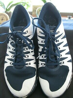 1a9e5411ed59 Nike Trainer Free 5.0 V6 AMP Athlete Ex Sneakers 723939 410 size 9.5 Penn  State